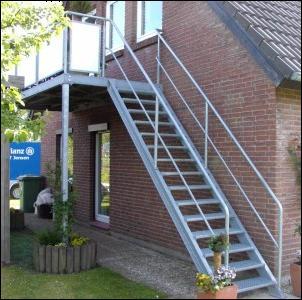 Treppen Metallbau Marco Kroll In Kappeln